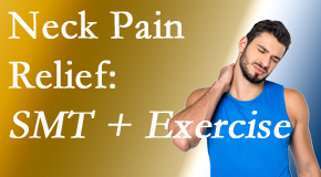 Yorkville Chiropractic and Wellness Centre offers a pain-relieving treatment plan for neck pain that combines exercise and spinal manipulation with Cox Technic.