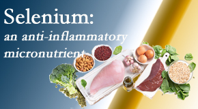 Yorkville Chiropractic and Wellness Centre shares details about the micronutrient, selenium, and the detrimental effects of its deficiency like inflammation.