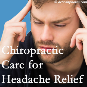 Yorkville Chiropractic and Wellness Centre offers Toronto chiropractic care for headache and migraine relief.