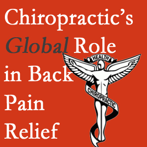 Yorkville Chiropractic and Wellness Centre is Toronto's chiropractic care hub and is excited to be a part of chiropractic as its benefits for back pain relief grow in recognition.