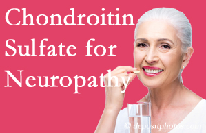 Yorkville Chiropractic and Wellness Centre shares how chondroitin sulfate may help relieve Toronto neuropathy pain.