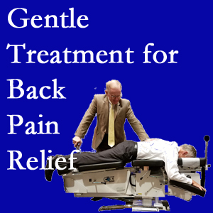 Toronto back pain and disc degeneration find relief at Yorkville Chiropractic and Wellness Centre with spinal disc pressure reducing Toronto spinal manipulation.