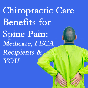 The work expands for coverage of chiropractic care for the benefits it offers Toronto chiropractic patients.
