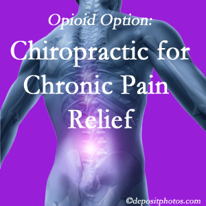 Instead of opioids, Toronto chiropractic is valuable for chronic pain management and relief.